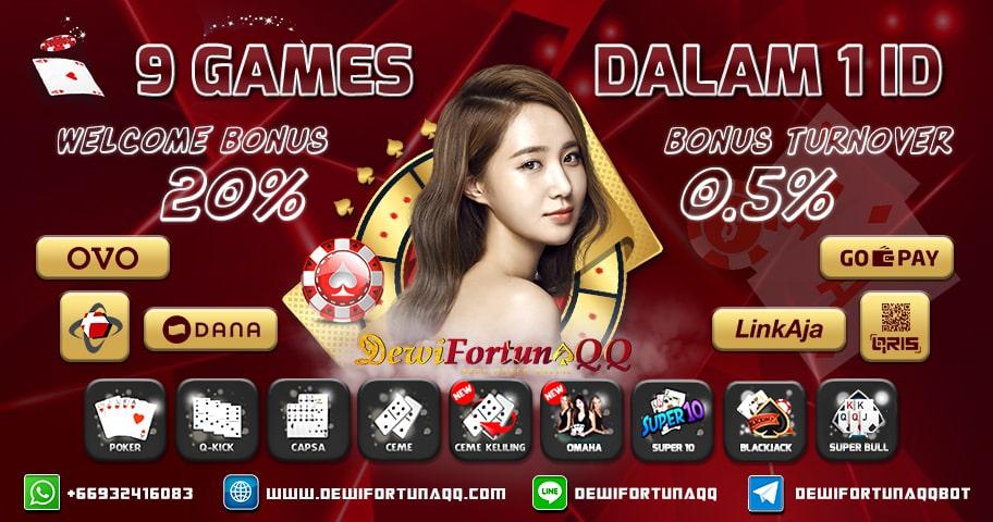 Domino88 Online Serta Agen DominoQQ Dominobet